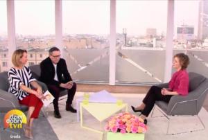 Wywiad w Dzień dobry TVN