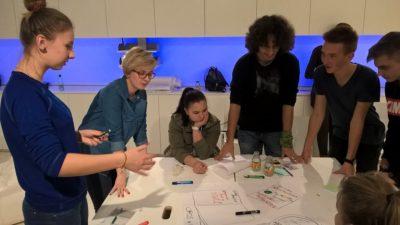 Warsztaty Design Thinking w Dobrotece