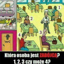 Kto zabił? Rozwiązanie zagadki!